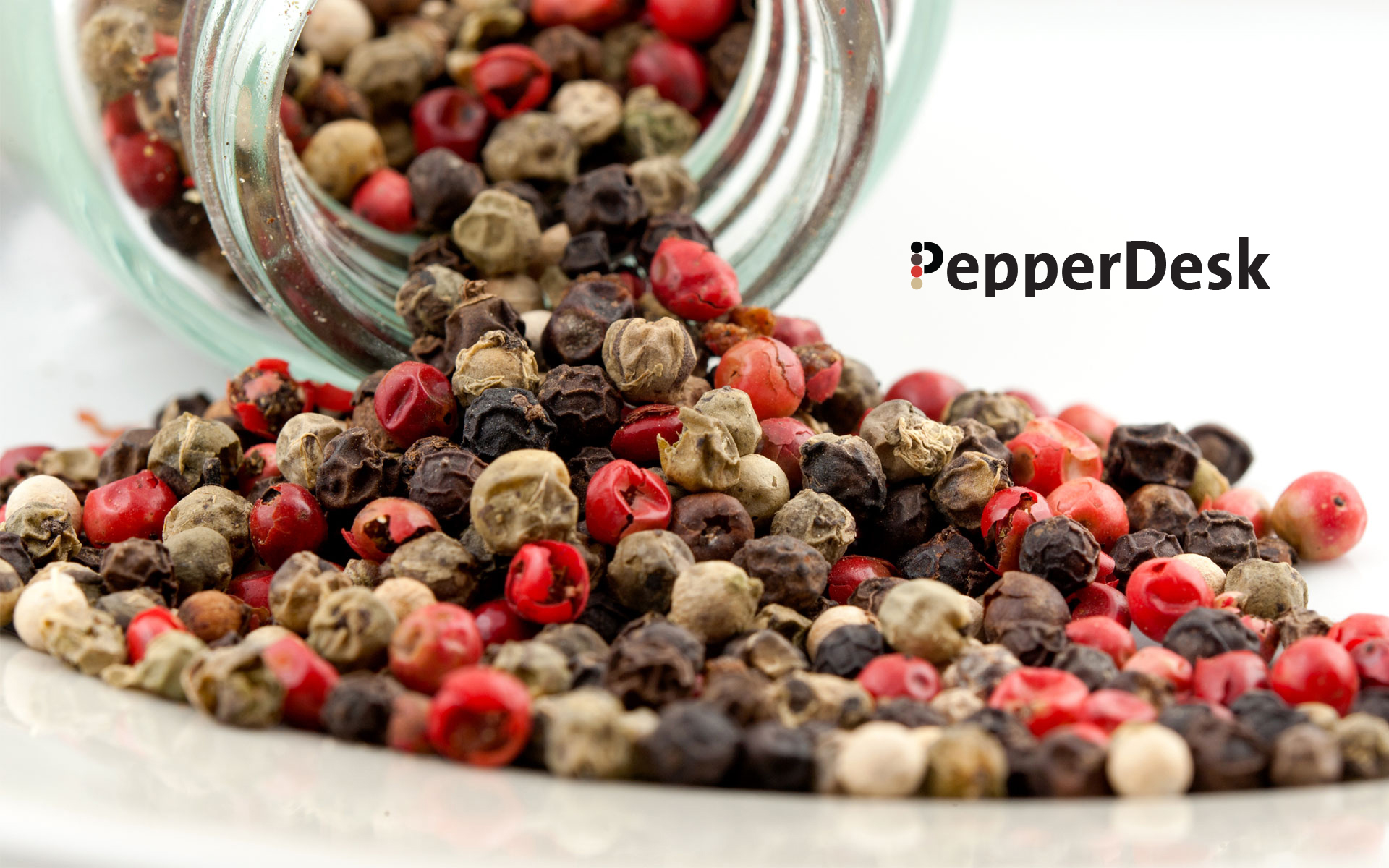 Welcome to | PepperDesk